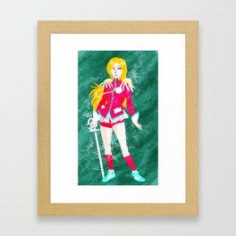 Revolutionary Girl Utena Framed Art Print