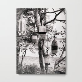 Bouyie Tree Metal Print