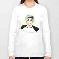 nausicaa Long Sleeve T-shirts featuring Insane by Nausicaa