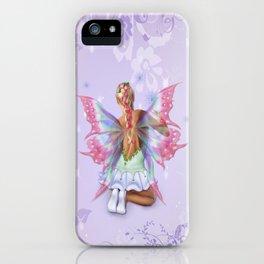 Make a Wish Fairy iPhone Case