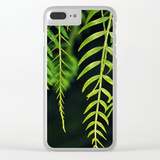 nature # # Clear iPhone Case