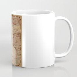 Map of Hyrule- Legend of Zelda Coffee Mug
