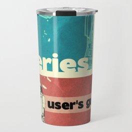 Astromech User's Guide R2-d2 Travel Mug