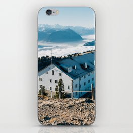 Rigi Kulm Switzerland iPhone Skin