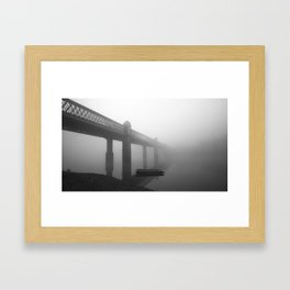 Strand on The Green Framed Art Print