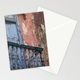 Streets of Cartagena. Stationery Cards