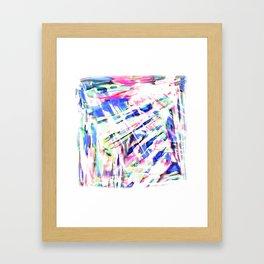 Spaces Inbetween Framed Art Print