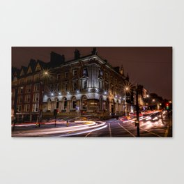 Dean Street, Newcastle Upon Tyne Canvas Print
