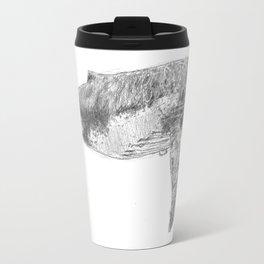 A Humpback Whale Travel Mug