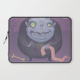 Blob Zombie Laptop Sleeve