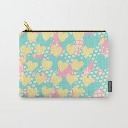 Smashed Pastel Icecreams Carry-All Pouch