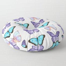 Dreamy Butterflies Floor Pillow