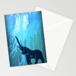 Elephant Joy Stationery Cards