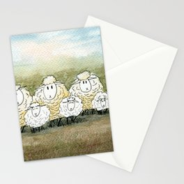 Lambinated Stationery Cards