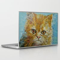 van gogh Laptop & iPad Skins featuring Van Gogh by Michael Creese