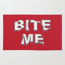 Bite Me Rug