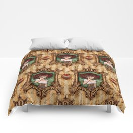 Steampunk - Oh My Gosh! Comforters