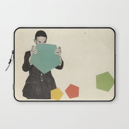 Discovering New Shapes Laptop Sleeve