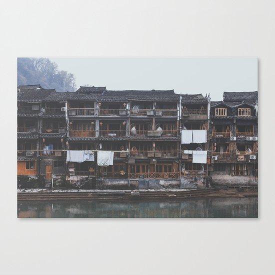 Fenghuang VI Canvas Print