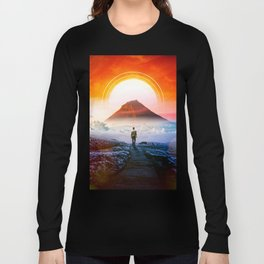 On The Road Long Sleeve T-shirt