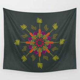 Vegetable Medley Wall Tapestry