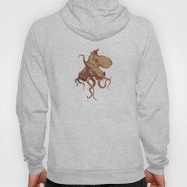 Winter Octopus Hoody