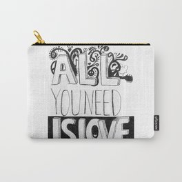 All You Need Carry-All Pouch