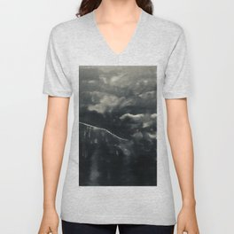 Protector of the Mountain Unisex V-Neck