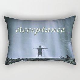Acceptance Rectangular Pillow