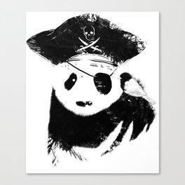 Bio Piracy Canvas Print