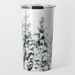 Snow Porn Travel Mug