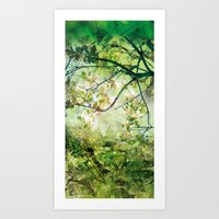 Sweety'Grass Art Print