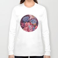 vonnegut Long Sleeve T-shirts featuring everything was beautiful, nothing hurt by Gabrielle Agius