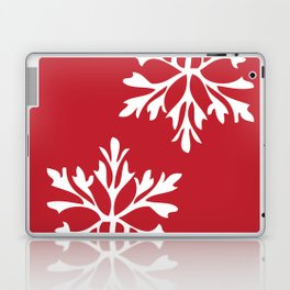 Simple snowflake no. 2 Laptop & iPad Skin