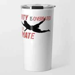 Ultimate Disc Gift Sport Jersey Player graphic Travel Mug