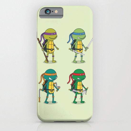 Teenage Mutant Ninja Turtles iPhone & iPod Case