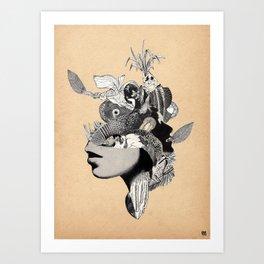 Oneness :: 2 Art Print