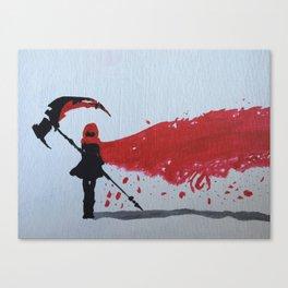 RWBY Rose Canvas Print