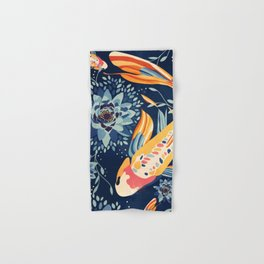 The Lotus Pond Hand & Bath Towel