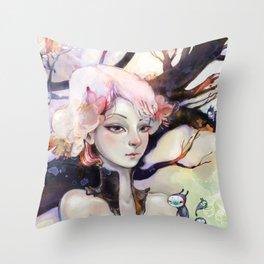 Enramada Throw Pillow