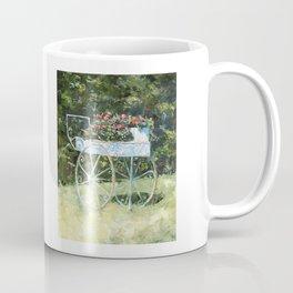 Zoll Street Flower Cart Coffee Mug