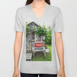 Summer Shed Unisex V-Neck