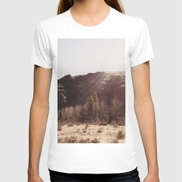 The High Desert Sun - Nature Photography T-shirt