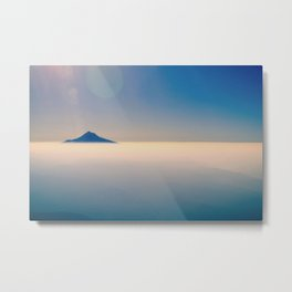 Summit Metal Print