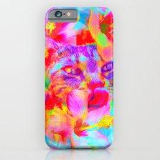 Hibiscus-Lady Jasmine  iPhone 6s Slim Case
