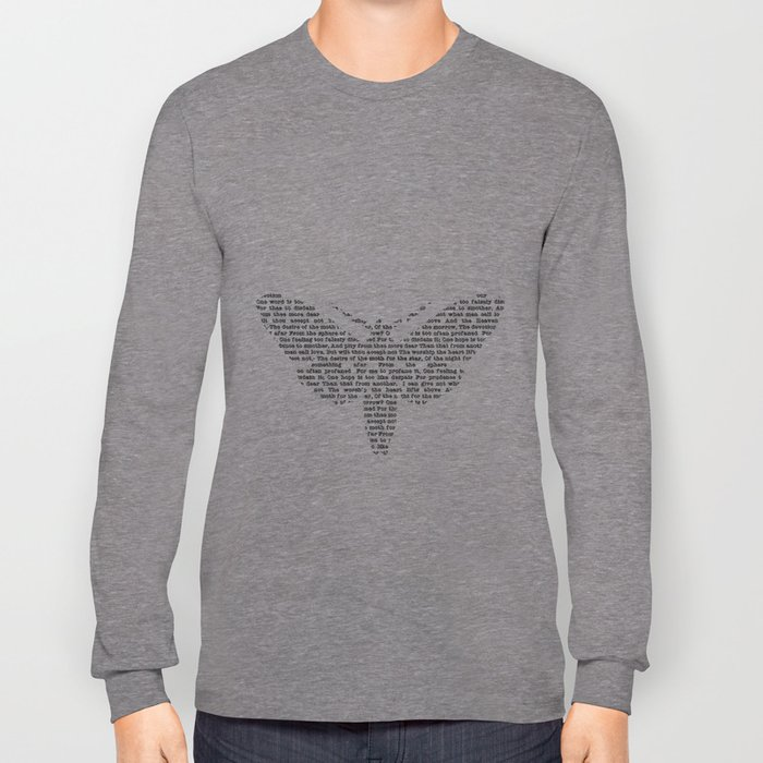 Moth for the Star Long Sleeve T-shirt