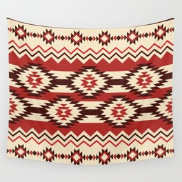 American Native Pattern No. 166 Wall Tapestry