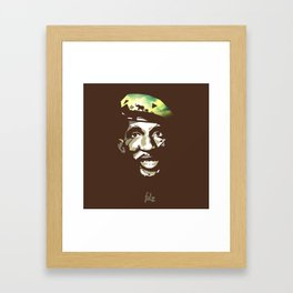 Thomas Sankara Framed Art Print