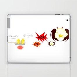 Evil Popcorn Laptop & iPad Skin