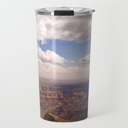 View from the North Rim Travel Mug